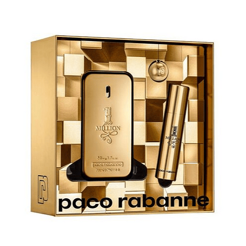 1 Million Coffret (EdT 50ml + EdT 10ml)