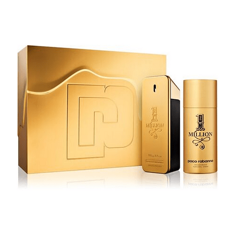 1 Million Coffret (EdT 100ml + Deo Vap 150ml)