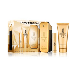 1 Million Coffret (EdT 100ml + Shower Gel 100ml + EdT 5ml)