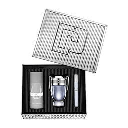 INVICTUS Coffret (EdT 100 ml + Deo Vap 150ml + EdT 10 ml)