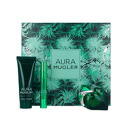 Aura Coffret (EdP 30 ml + Body Milk 50 ml + Perfuming Pen)