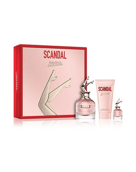 SCANDAL Coffret (EdP 50ML + Body Lotion 75ml + Miniature)