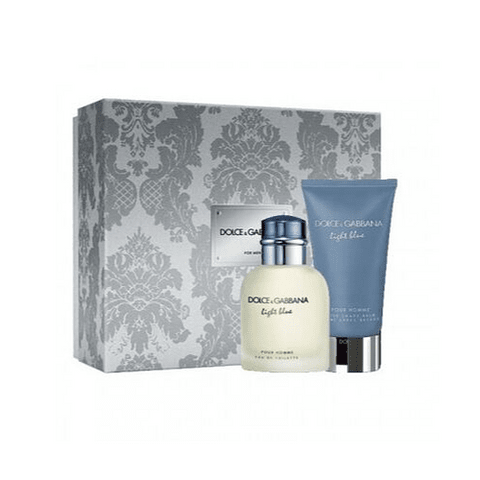 LIGHT BLUE POUR HOMME Coffret (EdT 75ml + After-Shave Balm 75ml)