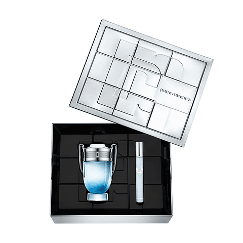 INVICTUS AQUA Coffret (EdT 100ml + EdT 10ml)