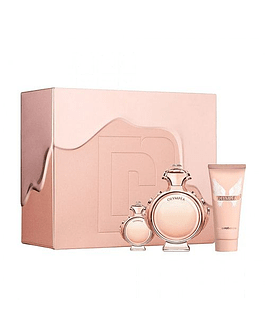 OLYMPEA Coffret (EdP 80ml + Body Lotion 100ml + Miniature 6ml)