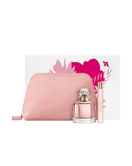 MON GUERLAIN Bloom of Rose Coffret (EdP 50ml + EdT 10ml + Pouch)
