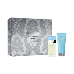 LIGHT BLUE Coffret (EdT 100ml + Body Cream 100ml)