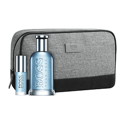 BOTTLED TONIC Coffret (EdT 100ml + Miniature 8ml + Toilet Bag)