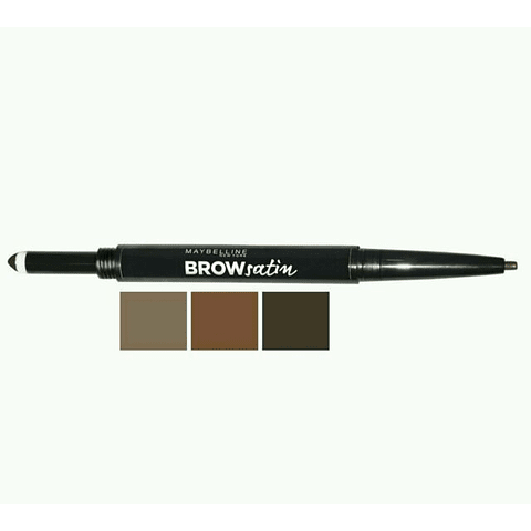 BROW SATIN duo