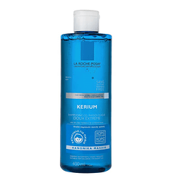 KERIUM Doux Extreme Physiological Shampoo-Gel 400ml