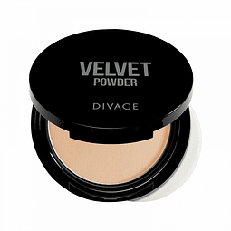DIVAGE Velvet Compact Powder