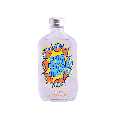 CK ONE SUMMER 2019 edt vapo 100 ml