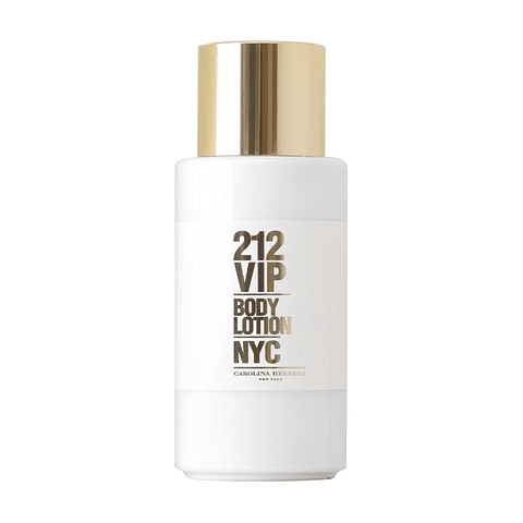 212 VIP body lotion 200 ml