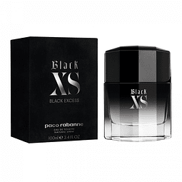 BLACK XS edt vapo 100 ml