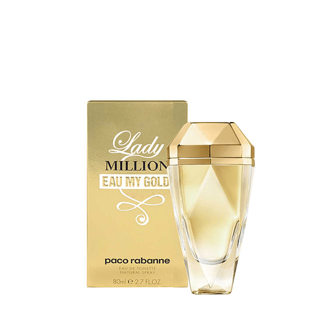 LADY MILLION EAU MY GOLD! edt vapo 80 ml
