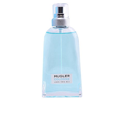 MUGLER COLOGNE love you all edt vapo 100 ml