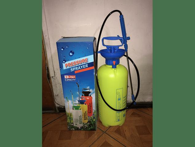 Pulverizador Fumigador Rociador 8 Litros