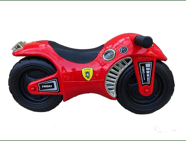 Correpasillo Moto