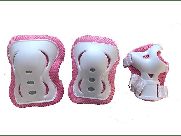 Set de Proteccion Rosado