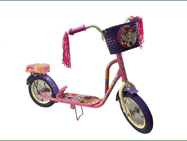 Monopatín Scooter Bike aro 12