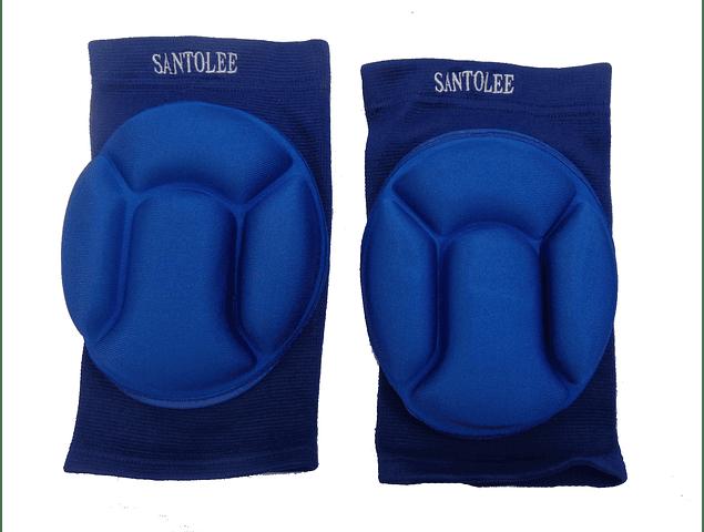 Rodilleras Deportivas Azules