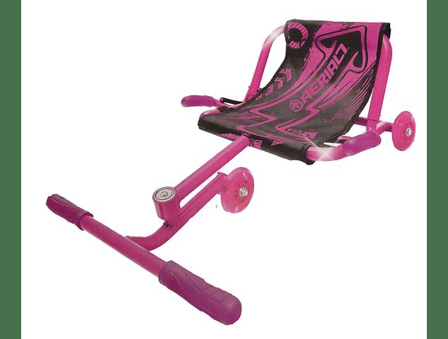 Wave Eazy Roller Rosado