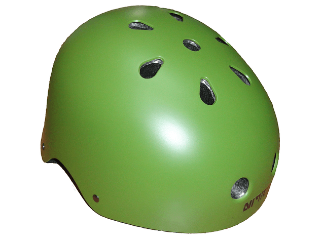 Casco Nitro para Adulto Color Verde