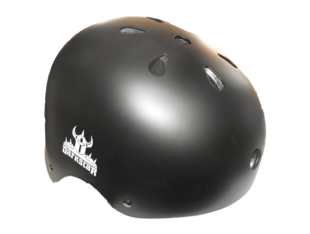 Casco DarkStar para Adulto color Negro
