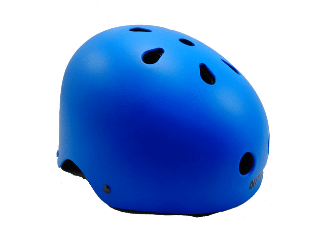 Casco Nitro para Adulto Color Azul