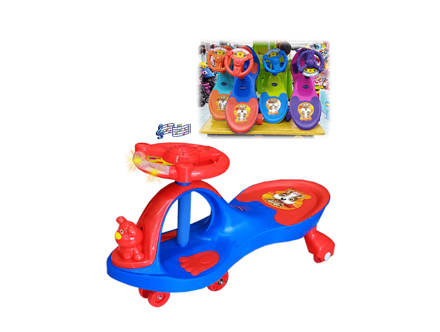 Twist Car Plasma Car Swing Car Rodados Vehiculos Para Niños
