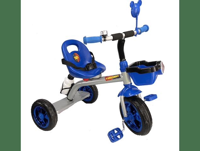 Triciclo con pisadera para Niños