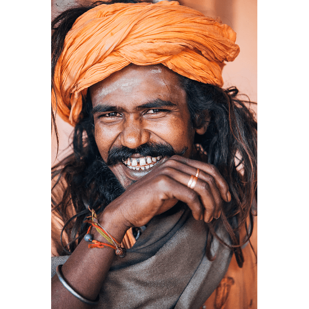 Sonrisas de India