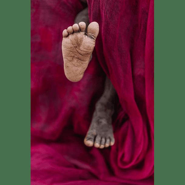 Dourgesh amamantándose