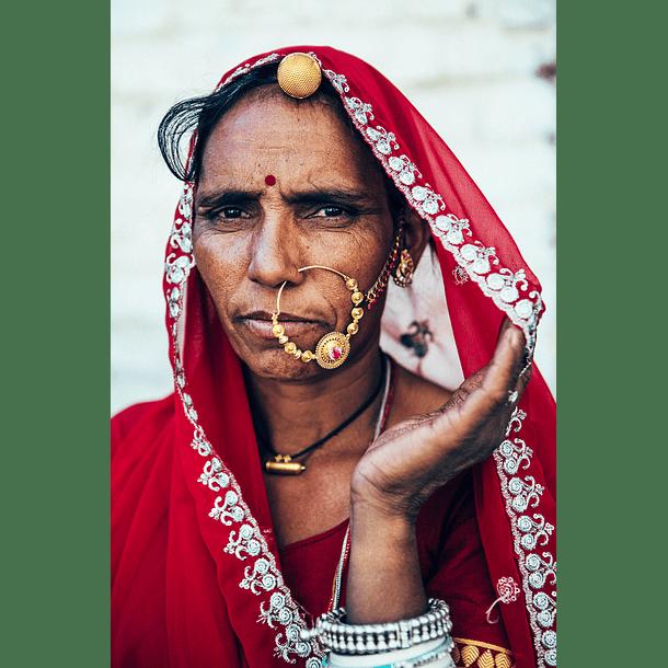 Aro típico del Rajasthan