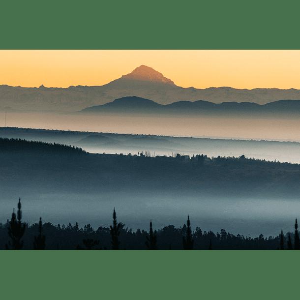 Aconcagua desde Pichilemu