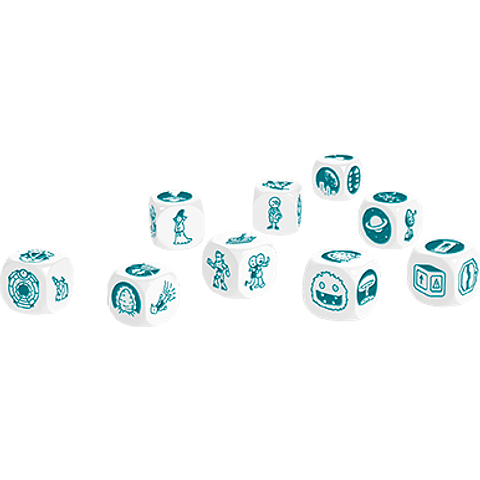 Story Cubes: Astro