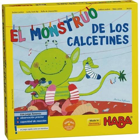 El Monstruo de los Calcetines