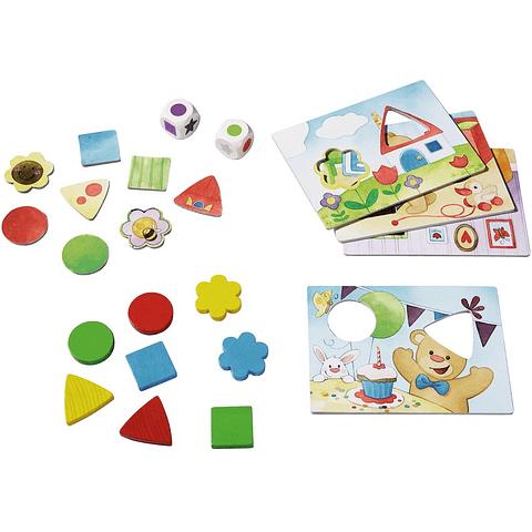 Mis primeros juegos: Teddy, Colores y Formas