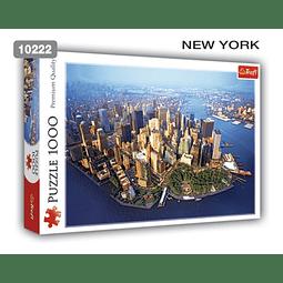 Nueva York - 1000 piezas