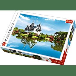 Palacio Sanphet Prasat - 1000 piezas
