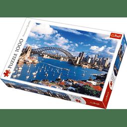 Puerto Jackson, Sydney - 1000 piezas
