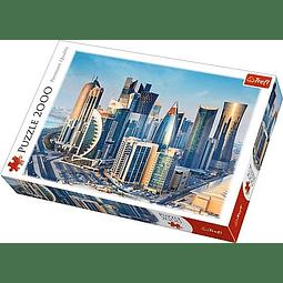 Doha, Qatar - 2000 piezas