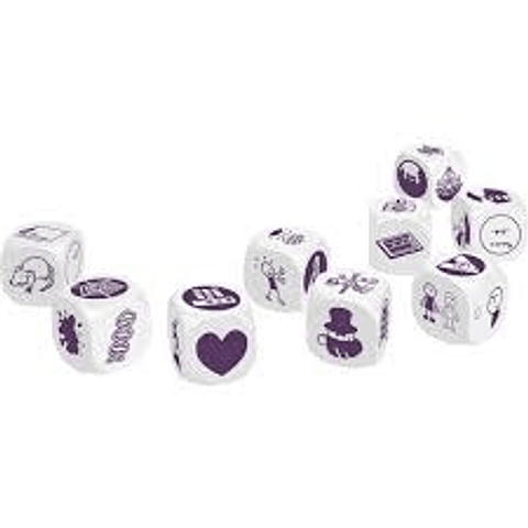Story Cubes: Enigma