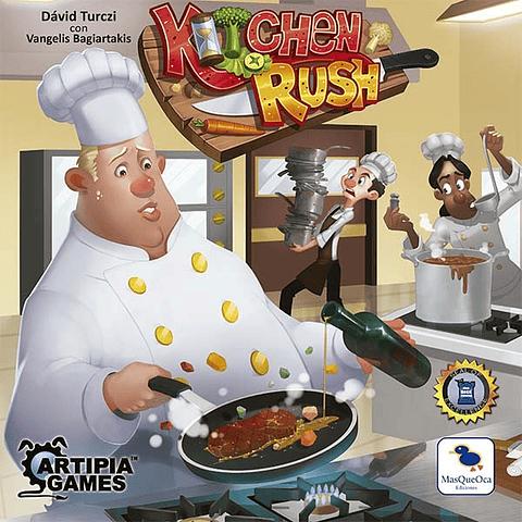 Kitchen Rush