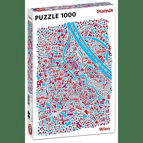Viena - 1000 piezas