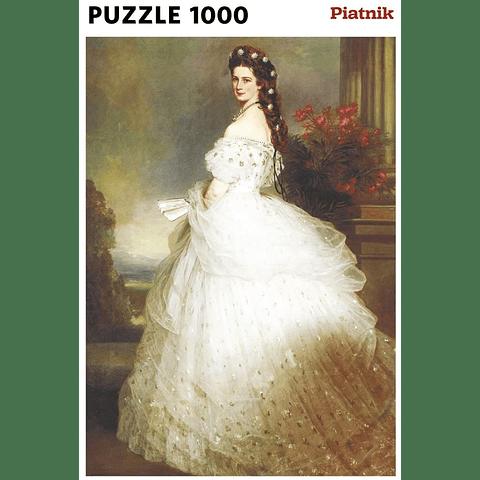 Emperatriz Elisabeth de Austria - 1000 piezas