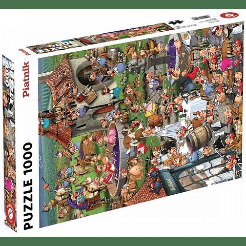 Cuento del Vino - 1000 piezas
