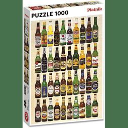 Cervezas - 1000 piezas