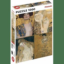 Colección de Klimt - 1000 piezas