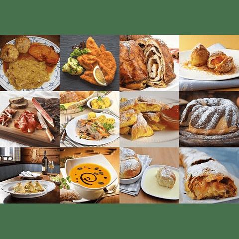 Clásicos de la cocina austríaca - 1000 piezas